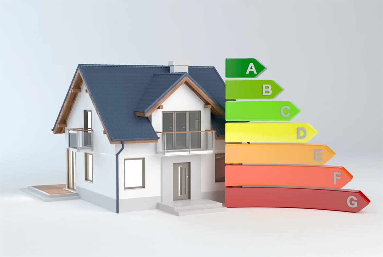 Gebäudeenergiegesetz Effizienzklassen GEG 2020